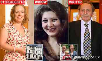 Millionaire author's widow fears she will be made homeless in row over £3.5m London mansion