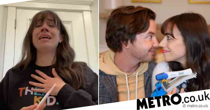 Miranda Sings star Colleen Ballinger reveals she's pregnant with second child in emotional video months after miscarrage