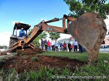 Prefeitura inicia construção de Área de Transferência para ônibus no Cajuru - Jornal Cruzeiro do Sul