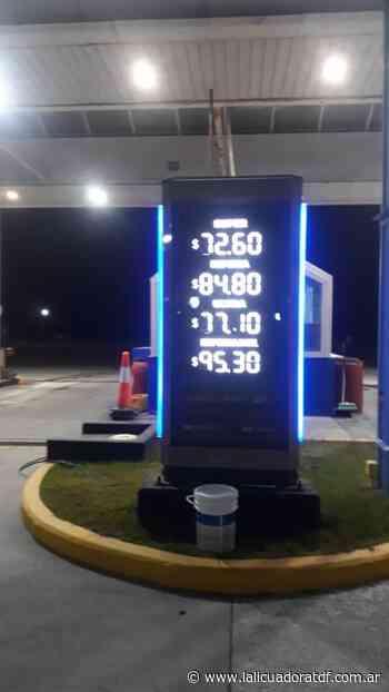 Decimo sexto aumento de combustibles, los precios en Rio Grande. - La Licuadora - La Licuadora