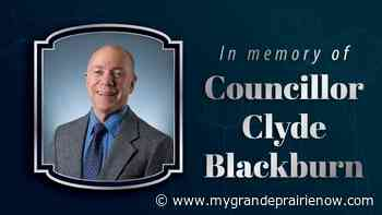 Councillor Clyde Blackburn passes away