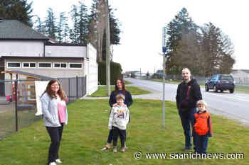 North Saanich moves ahead with crosswalk near child care centre – Saanich News - Saanich News