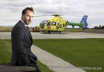 Scotland's Charity Air Ambulance set to mark anniversary - Grampian Online