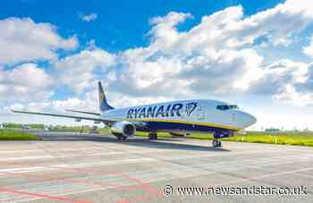 Ryanair announces 20000 more flight seats from Scotland to Portugal - News & Star