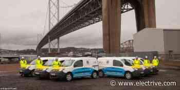 Bear Scotland adds new e-vans to South-East fleet - www.electrive.com
