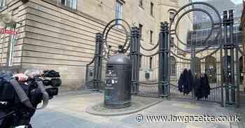 Scotland's legal aid solicitors boycott courts over Covid-19 support - Law Gazette