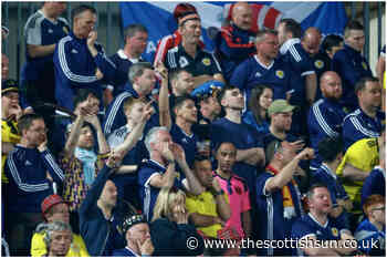 Scotland fans left short-changed on Euro 2020 ticket refunds after exchange rate fall... - The Scottish Sun