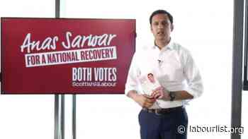 """Sarwar on Scotland: """"We pretended we had a political party for ten weeks"""" - LabourList"""