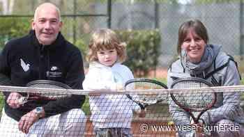 Tennis: Familien Schrage vom TV Schwanewede - WESER-KURIER - WESER-KURIER