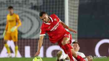 Entra Munir y sale Jordán en la lista del Sevilla para Vila-real - AS