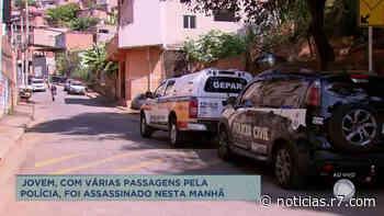 Jovem de 20 anos é morto a tiros na região do Barreiro, em BH - HORA 7