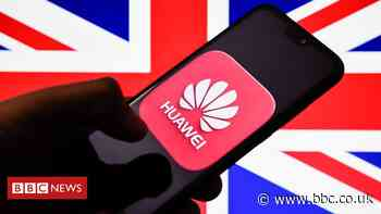 Why is Huawei still in the UK?