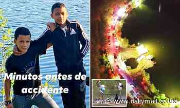 Boys, aged 12 and 13, drown in Massachussets lake after one of them tried to save his cousin