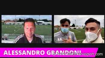 """VIDEO/ALBENGA-GENOVA CALCIO Alessandro Grandoni: """"Il Ligorna è forte, ma non dobbiamo avere paura e non siamo vittime designate. Per batterci dovranno fare la partita perfetta"""" - SettimanaSport"""
