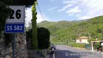 """Albenga, la statale 582 chiusa per almeno 15 giorni. E torna percorribile la strada bianca """"di emergenza"""" - Il Secolo XIX"""