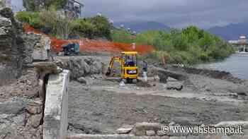 Albenga, il sito archeologico di San Clemente sta scomparendo - La Stampa
