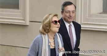 """Mario Draghi, la bomba del re del gossip sulla moglie Serenella: """"Ecco chi frequenta"""", indiscrezione esplosiva - Liberoquotidiano.it"""