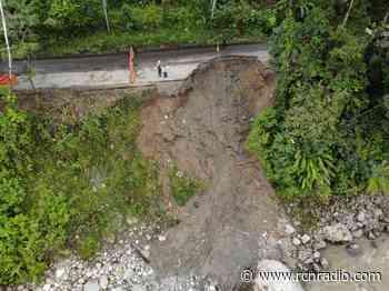 Cierre total en la vía Mocoa-Villagarzón por fuertes lluvias - RCN Radio