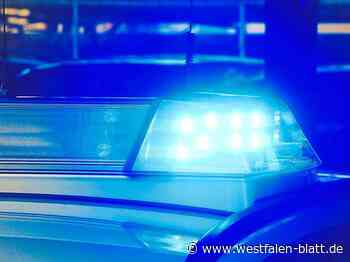Täter brechen Firmenfahrzeuge in Versmold auf – Polizei sucht Zeugen: Unbekannte stehlen Baumaschinen - Westfalen-Blatt