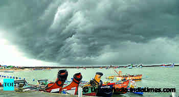 Warming of Arabian Sea raising cyclone frequency