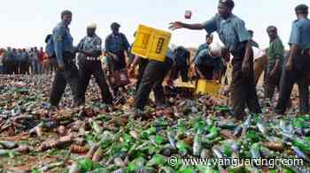 Jigawa: Hisbah confiscated 308 bottles of assorted alcoholic beverages - Vanguard