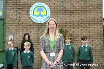 Aberdeen school pupils get creative as part of time capsule project - Aberdeen Evening Express