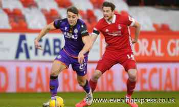 Ash Taylor in farewell message to Aberdeen fans saying he 'would've loved to have stayed' - Aberdeen Evening Express