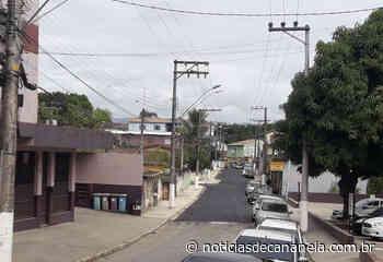 Recapeamento asfáltico na rua doutor Pierre Geisweiller foi finalizada em Cajati - Noticia de Cananéia