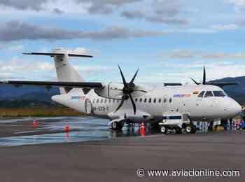 Easyfly volará entre Bogotá y Mitú - Aviacionline.com