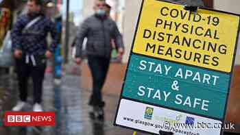 Covid in Scotland: Glasgow case rate continues to rise