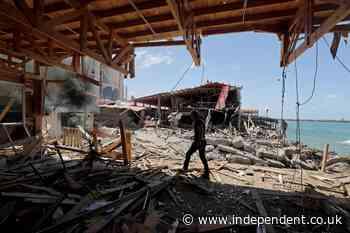 Senior Islamic Jihad fighter killed in Israeli airstrikes on Gaza as death toll rises to 212