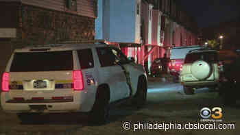Suspicious Car Fire Under Investigation In Frankford - CBS Philly