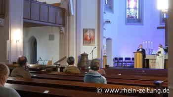 Gottesdienst in Betzdorf: Pflegende erhalten Zuspruch und Segen - Rhein-Zeitung