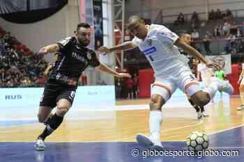 Corinthians e Carlos Barbosa iniciam busca por título da Libertadores de Futsal - globoesporte.com