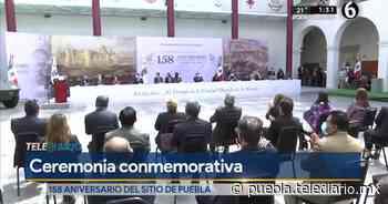 La Angelópolis heroica: A 158 años del 'Sitio de Puebla' - Telediario Puebla