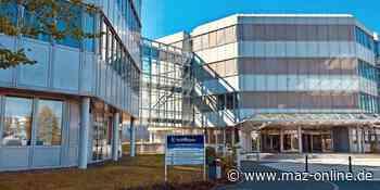 Dahlewitz: Neues Corona-Testzentrum geöffnet - Märkische Allgemeine Zeitung
