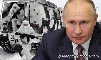 'These are our lands and our waters!' Putin issues warning to world ahead of Arctic summit