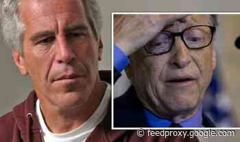 Jeffrey Epstein advised Bill Gates how to end 'toxic' marriage to Melinda, report claims
