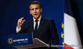 Emmanuel Macron faces backlash after pulling support for candidate over Muslim headscarf