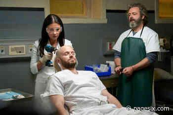 Catherine Zeta-Jones on working with Michael Sheen on 'Prodigal Son' - Page Six