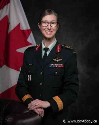 CANADA: Liberals tap another military officer to replace Fortin on vaccine campaign