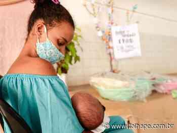 Grávidas recebem enxoval através de programa social no Cabo de Santo Agostinho - Folha de Pernambuco