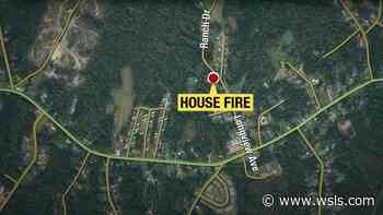Danville house fire caused by a cell phone charger left on a bed - WSLS 10