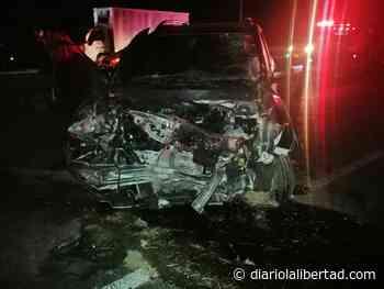 Trágico accidente de tránsito en la vía Barranquilla- Sabanagrande deja un Policía muerto - Diario La Libertad