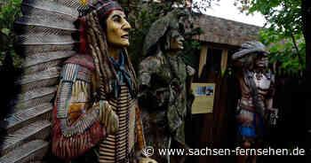 Ureinwohner Amerikas von Radebeul zurück in die Heimat überführt - SACHSEN FERNSEHEN