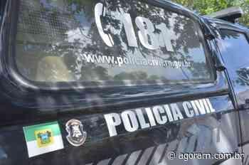 Polícia prende suspeita de mandar apedrejar e afogar homem em Monte Alegre, na Grande Natal - Agora RN