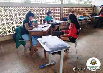 Escolas municipais iniciam entrega de atividades do 2º bimestre em Monte Alegre, no PA - G1