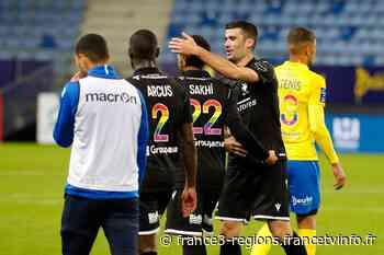 Football : Auxerre l'emporte 3-2 à Sochaux, mais rate les barrages pour la montée en Ligue 1 - France 3 Régions