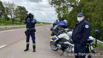 Près de Auxerre, des contrôles de vitesse le week-end de l'Ascension - France Bleu