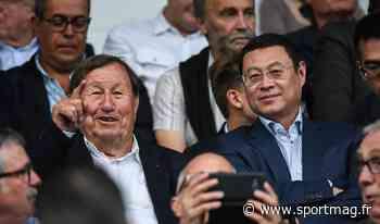 Football : Qui est James Zhou, le nouveau président de l'AJ Auxerre ? - SPORTMAG